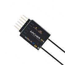 FrSky ARCHER R4 OTA 2.4GHz 6/24CH ACCESS S.Port/F.Port PWM SBUS Output Full Range Telemetry Receiver for DIY RC Racing Drone
