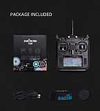 RadioKing TX18S/Lite Hall Sensor Gimbals 2.4G 16CH Multi-protocol RF System OpenTX Transmitter for DIY RC Racing Drone (in stock)
