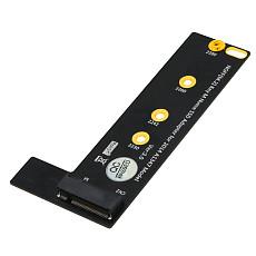 XT-XINTE M.2 M-Key SSD Converter Card Adapter for 2014 MacBook Mini A1347 MEGEN2 MEGEM2 MEGEQ2 for NVME SSD