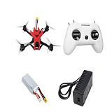 FEICHAO Seastar138mm Indoor Mini FPV Racing RC Drone 2-4S with F405 DM Flight Controller Micro 1200TVL FPV Camera 3inch Props