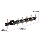 FEICHAO 2Pcs Yagi Antenna Signal Booster 5.8G Compatible for Mavic Air2 Remote Control Range Extender
