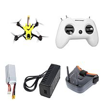 FEICHAO Seastar138mm 3inch 2-4S DIY FPV Racing Drone PNP/BNF with 1200TVL Camera FSD-252VTX LiteRadio 8CH TX RC Quadcopter
