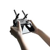 1 Pair Sunnylife Yagi Antenna 5.8Ghz Drone Remote Controller Signal Booster Range Extender for Mavic Mini/ Mavic 2/Phantom 4 Pro