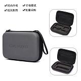 FEICHAO Carrying Case Waterproof Portable Bag Storage Box for DJI Osmo Handheld Gimbal Accessories Mini Handbag with PU Handle