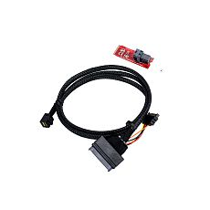 XT-XINTE U.2 SFF-8639 to M.2 M Key for NVMe Adapter Card Mini SAS to M.2 M-Key SFF-8639 Adapter with SFF-8639 Cable