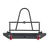 FEICHAO Metal Rear Bumper and Spare Tire Frame CA7904 for 1/10 Simulation Climbing Car
