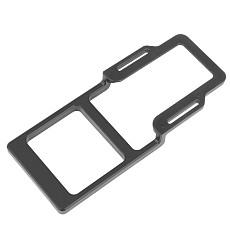FEICHAO BJB-G9 Plastic Gimbal Conversion Splint Stabilizer Splint for DJI Magic Claw Zhiyun Stabilizer for GOPRO8/7/6/5/Insta360 ONE R Camera