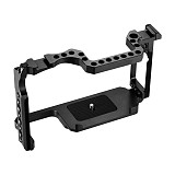 BGNing Aluminum Camera Cage for Canon EOS 5D Mark II III IV DSLR Protective Case for 5Ds 5D4 5D3 5D2 Frame Cover Accessories