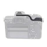 BGNing Aluminum Hot Shoe Cover Thumb Up Hotshoe Mount Handle Grip for Sony A7M4 A7R4 A9II A7R IV Camera Accessoires