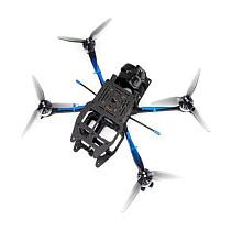 BETAFPV X-Knight 360 4S 5Inch FCC F4 35A AIO Brushless FC 2004 3000KV Motor FPV DIY Racing RC Drone PNP/Frsky LBT/TBS/Frsky