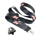 JMT Lanyard Neck Strap Rope for OM 4/OSMO Mobile 3 Handheld Gimbal Stabilizer Hand Strap Lanyard Mounting Accessories