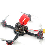 Happymodel  41gram Crux3 115mm 4in1 AIO CrazybeeX 5A CADDX Ant EX1202.5 KV6400 1-2S 3inch Toothpick FPV RC Drone Quadcopter