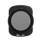 FEICHAO ND CPL Aluminum Alloy Frame Filter ND4-ND16 Magnetic Design Optical Glass for DJI OSMO Pocket2 Handheld Action Camera