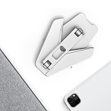 XT-XINTE Universal Aluminum Foldable Adjustable Tablet Stand Desktop Bracket Stabilizer For Ipad Phone