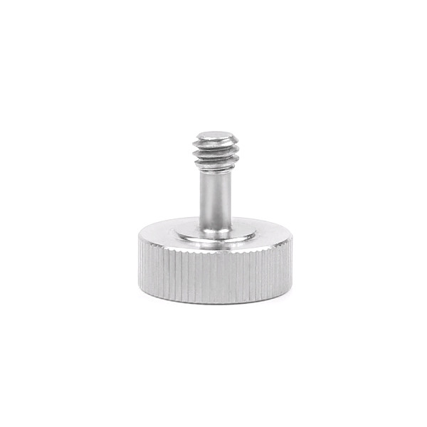 FEICHAO Quick Installation Screw 1/4-20*12.5 (Tooth Length 4.5) Camera Photography Screw Accessories Diving Dual Hand-held Accessories