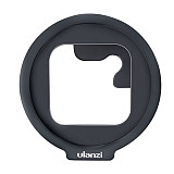 Ulanzi 52MM Filter Adapter Mount Ring Removable Filter Frame Bracket For Gopro Hero 8 Action Camera Accessories