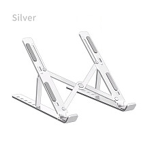 XT-XINTE Aluminum Portable Foldable Adjustable Holder Heighten Bracket Stand for 15.6inch Computer Laptop ipad