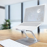 XT-XINTE Universal Aluminum Adjustable Portable Cooling Heighten Bracket Stand Holder For Computer Laptop ipad
