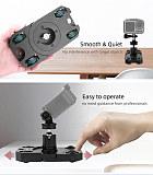 Sunnylife Camera Dolly Metal Bracket Stabilizer Trackless for POCKET 2/Gopro 9/Insta360 ONE X2/OSMO Action/OSMO Pocket