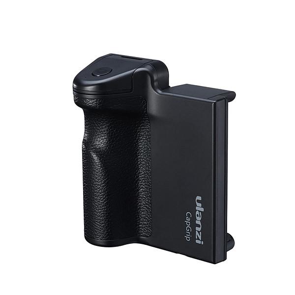 Ulanzi CapGrip Wireless Bluetooth Phone Camera Shutter Selfie Booster Phone Photography One-handed Helper