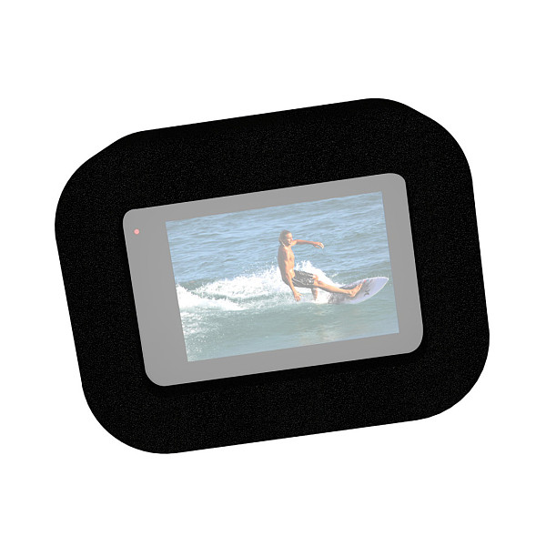 BGNING Windproof Sponge Cover Foam Cover for Gopro 9 Sports Camera Windshield