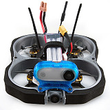 GEELANG LIGO78X 5A Blheli_S 4 in 1 ESC Dshot600 Betaflight OSD Cinewhoop FPV Racing Drone With 360go Thumb Camera Mounts
