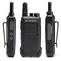 Baofeng New Walkie-talkie BF-R5 Handheld MINI Ultra-thin USB Charging High Power Outdoor Intercom