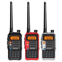 Baofeng BF-860 Radio Long Range Walkie Talkie 2-Way 400-520MHZ Portable FM Outdoor High Power Intercom
