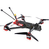 iFlight Chimera7 HD FPV Racing Drone 320mm 7inch 6S LR Drone with Air Unit for DJI, BNF with SucceX-D F7 V2.1 50A Stack 2806.5 1300KV/1800KV Motor