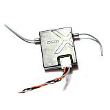 SPEKTRUM 8-way Ar8000 Dsmx Dsm2 Receiver Dsmx Satellite Dx6i Receiver for DIY FPV Racing Drone Quadcopter