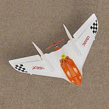LDARC 450X V2 ESC 6A BLheli Motor XT1105*5000KV Mini Height Automatic Tossing Upgrade RTF.PNP.FPV Fixed-wing Aircraft with Transmitter VTX Camera