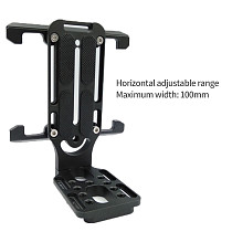 FEICAHO Adjustable Stabilizer Quick Release Plate L-shape Vertical/Horizontal Shooting Board for SLR Camera Tripod Hydraulic Head