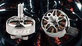 EMAX 1/4pcs ECOII-2306 2400KV/1700KV/1900KV 4mm 3-6S Brushless Motor for DIY RC FPV Racing Quadcopter Multi Axis Drone