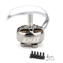 EMAX 1/4PCS ECOII-2807 1300KV/1500KV/1700KV 3-6S 4MM Brushless Motor for DIY RC FPV Racing Quadcopter Multi Axis Drone