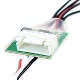 JMT NEW 3S LED Light Flash Bar Strip Control JST Plug for DIY FPV RC Racing Drone