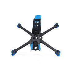 iFlight Chimera4 DC DeadCat Geometry 178mm Aiframe Carbon Fiber FPV Drone Frame Kit Replacemengt Arframe for Chimera4