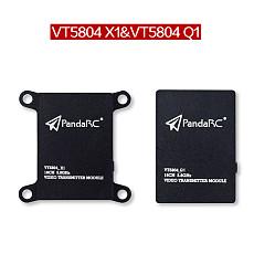 PandaRC New VT5804 Q1 VT5804 X1 5.8G 16CH 6V-26V Voltage input FPV Transmitter Video Transmitter Module For DIY FPV RC Racing Drone