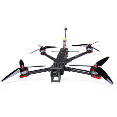 iFlight Chimera7 Analog 6S Drone with Camera 320mm 7inch LR FPV Drone BNF with SucceX-D F7 V2.1 TwinG FC Built-in 50A ESC 2806.5 Motor