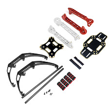 FEICHAO F330 4-Axls Multi Rotor Airframe 330mm Drone Frame Airframe FrameWheel Quadcopter Aircraft Frame Kits for DIY Drone Kit