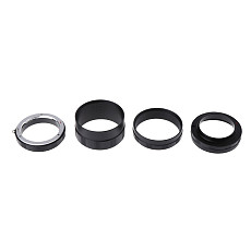 BGNing Camera Adapter Macro Close-up Mount Ring Lens Extension Tube Kit for Canon EOS for Nikon AI for Sony NEX for Fuji FX DSLR