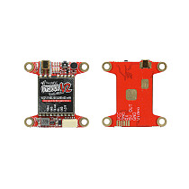 PandaRC NEW VT5804M V2 0-600mW Switchable 48CH/37CH FPV Transmitter VTX RC Transmitter Receiver Board Support OSD For RC FPV Racing Drone