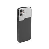 XT-XINTE 17mm Thread Phone Case PU Mobile Phone Lens Case for Phone 12/12 mini/12 Pro/12 Pro max for Anamorphic Phone Lens