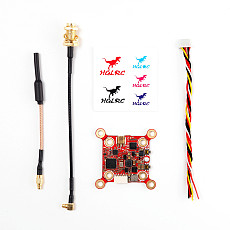 HGLRC New 20/30mm Zeus VTX 800mW Switchable 5.8G 40CH Built-in Microphone 6-26V for DIY RC FPV Racing Freestyle Drones