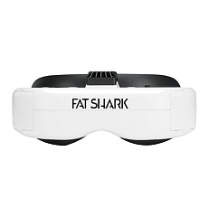 FatShark Dominator HDO2 5.8G FPV Goggles 1280x960 UGA OLED Display 46 Degree Field of View 4:3/16:9 Video Headset for DIY FPV RC Racing Drone