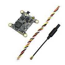 PandaRC New VT5804 MINI X Panda 5.8G Image Transmission Support OSD Tuning with Audio for RC DIY FPV Racing Drone