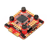 HGLRC New DJI zeusF745 Stack Flying Tower FPV20X20 3-6S F722 Flight Control 45A4 in 1 ESC For DIY FPV Racing Drone