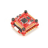 HGLRC New ZeusF760 Stack F722 Flight controller Forward 60A 3-6S BLHeli 32 4in1 ESC for DIY RC FPV Racing Drone