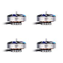 BETAFPV 2004 1700KV 3000KV Brushless Motor 4S Lipo Battery for X-Knight Digital VTX TWIG ET5 Toothpick Quad Drone 4-5  Frame Kit