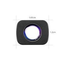 FEICHAO 3in1 Mini Wide Angle/Macro/Fisheye/Wide-angle Pro/1.33X Anamorphic Lens Glass Camera for DJI Osmo Pocket Vlog Shooting Handheld Gimbal Parts