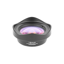 XT-XINTE Lens Phone Case With 12mm/16mm Wide-angle 65mm/105mm Telephoto Portrait 40-75MM Super Macro HD 238°Fisheye HD 10X Macro Camera Lens For iPhone12 Pro